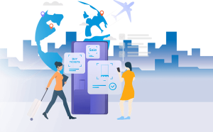 travel tech mobile app development