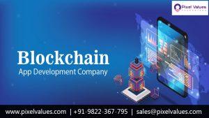 Blockchain App Development Company -Pixel Values Technolabs