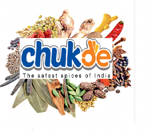 Chukde - the safest spices in India