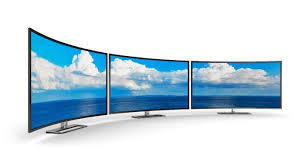 Curved Screen Television Market