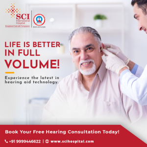 Hearing Aids Treatment at SCI