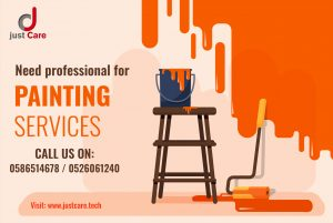 Wall Painting Services in Dubai | Interior Fit Out Companies Dubai