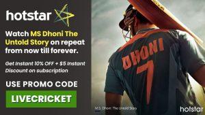 Hotstar US Dream11 IPL 2020 Promo Code
