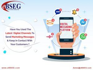 ebseg digital messaging platform