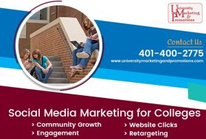Social Media Strategy for Colleges