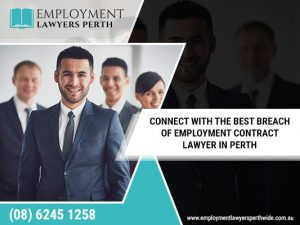 Are you searching for a lawyer for Breach of Contract in Perth?
