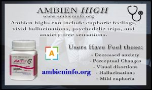 What is Ambien High