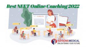Best NEET Online Coaching 2022