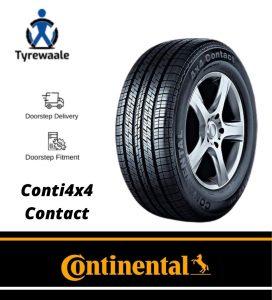 Continental Conti4X4 205 70 R15 | Tyrewaale