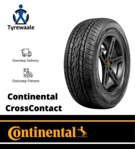 Continental Crosscontact 265/65 r17 car tyre | Tyrewaale