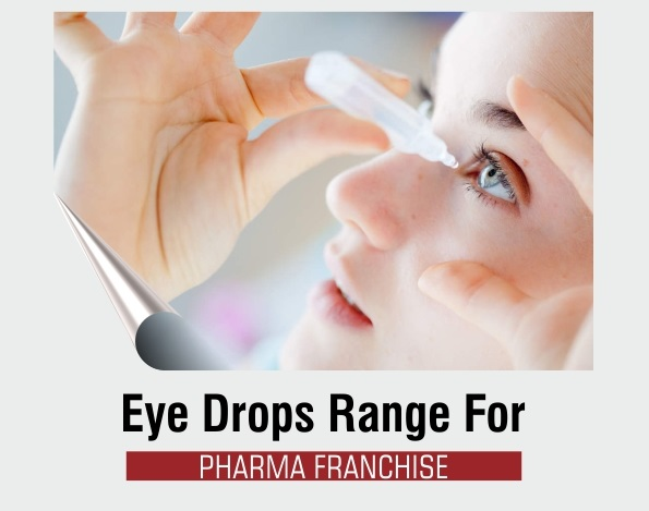 Eye Drops PCD Companies in India