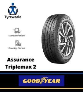 Goodyear Assurance Triplemax2 175 70 R14 | Tyrewaale