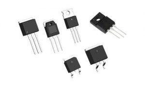 High-voltage MOSFET Market