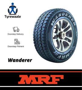 MRF Wanderer 235 55 R19 Car Tyre | Tyrewaale