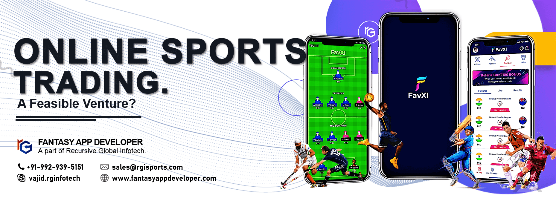 Online Sports Trading