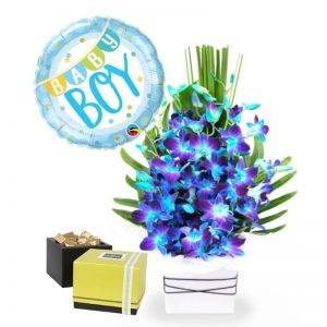 New Born Baby Flowers Delivery