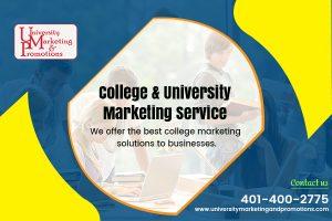 college sports marketing strategies