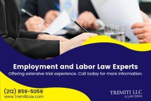 Employment Law Attorney New York