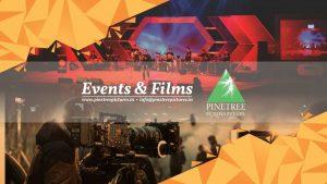 Pine Tree Films & Events