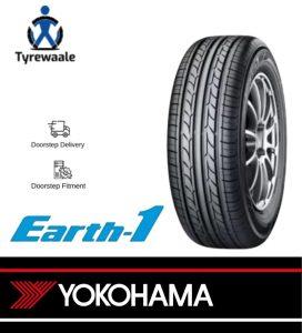 yokohama earth1 e400 175 65 r14 car tyre | Tyrewaale