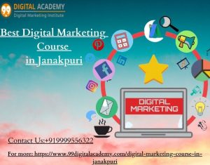Best Digital Marketing Academy in Janakpuri