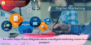 Best Digital Marketing Institute in Janakpuri