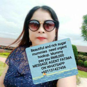 Sugar mama dating malaysia