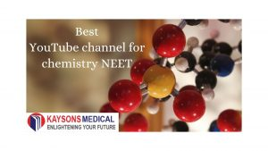 Best YouTube channel for chemistry NEET