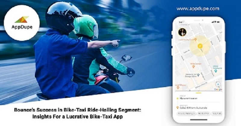 Bike Taxi Software
