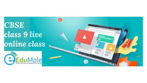 CBSE class 9 live online class