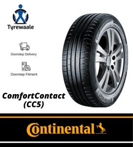 CONTINENTAL ComfortContact (CC5) 185 60 R14 Car Tyre Online - Tyrewaale