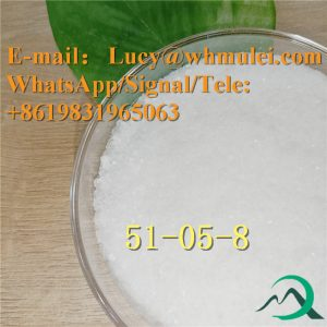 Procaine hydrochloride Powder 51-05-8 High Purity for Pain Reliever