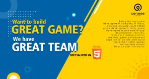 html5 game development company