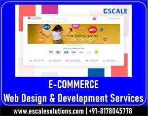 eCommerce Web development company in Gurgaon