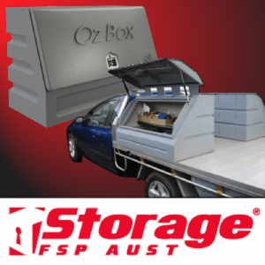 vehicle tool box