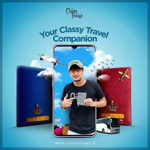 Buy Personalized Passport Covers Online India
