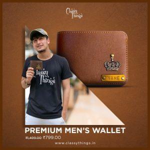 Buy Customized Men Wallets Online India