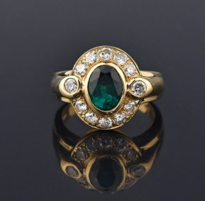 Victorian Antique Rings