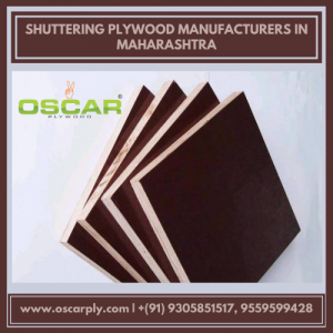 Shuttering Plywood Manufacturers in Maharashtra