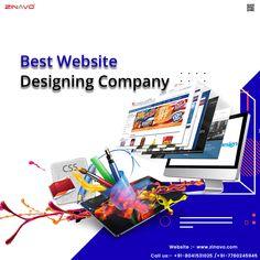 Zinavo - Website Designing