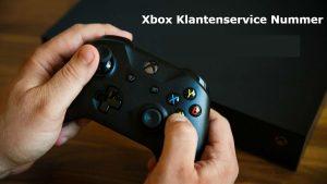 Xbox Klantenservice