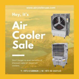Air Cooler Desert cooler or industrial cooler Sale in UAE