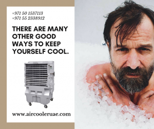 Air cooler to keep you cool
