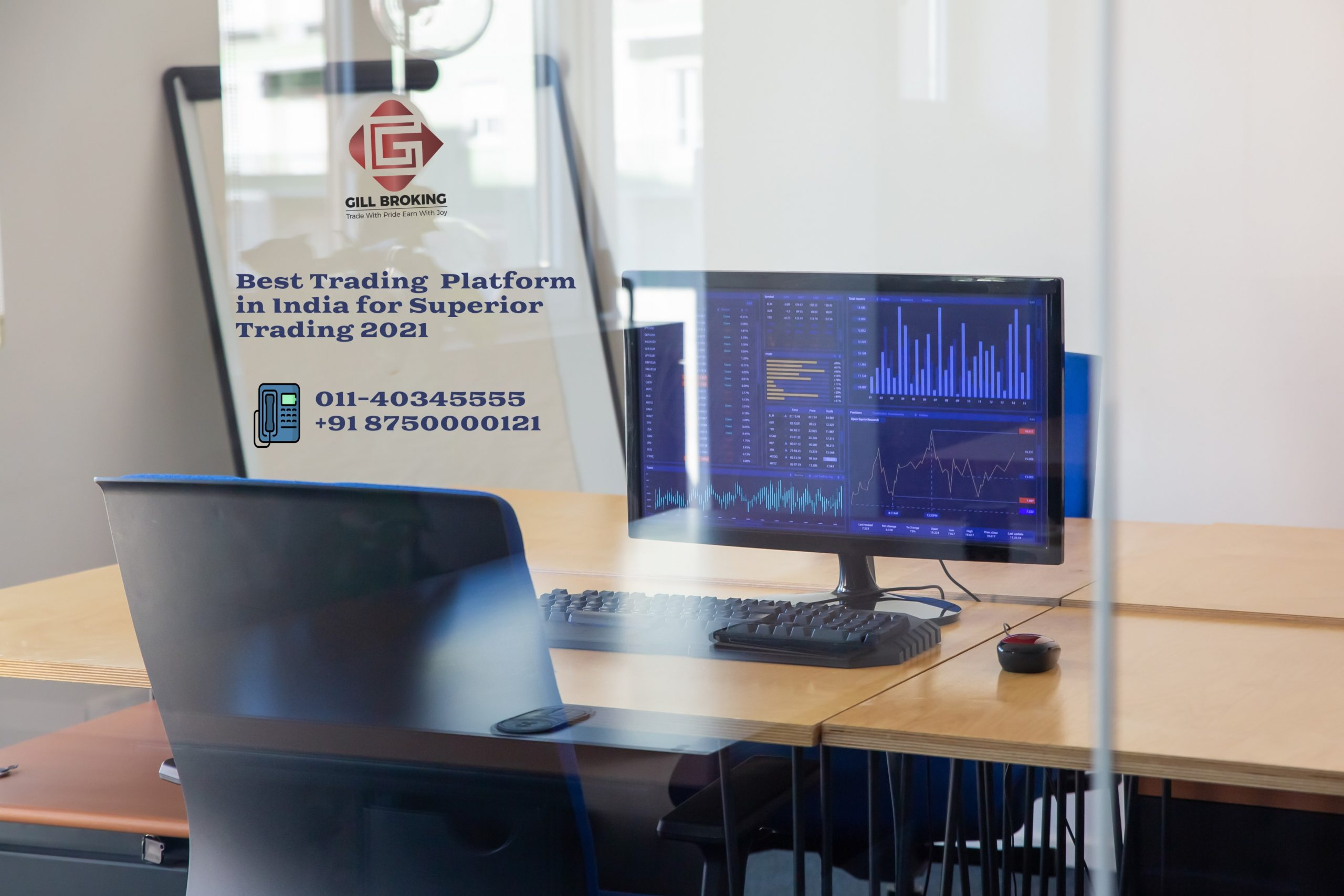 Best Trading Platform in India for Superior Trading 2021