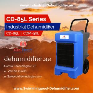 CD-85L Industrial dehumidifier in UAE and Saudi Arabia