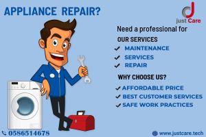 Washing Machine Repairing Services   Appliances Repair in Dubai   AED120