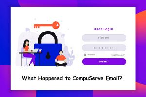 What Happened to CompuServe Email